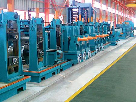Multifunctional Pipe Mill