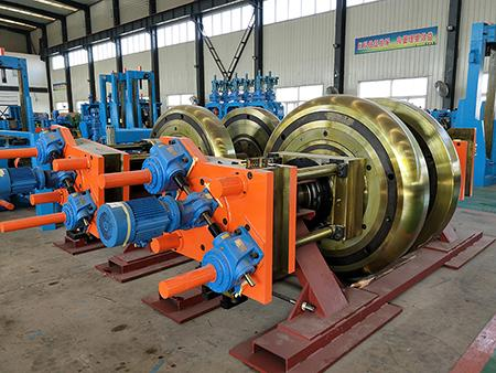 API Pipe Mill
